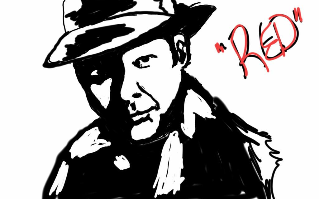 Raymond RED Reddington By Charlee114 On DeviantArt