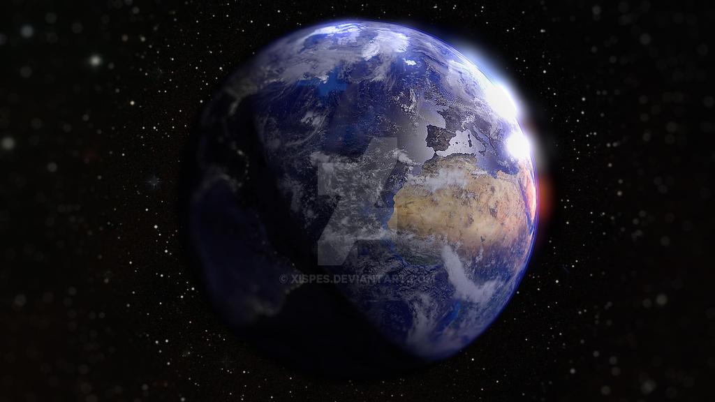 Terra by Xispes