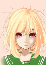 blonde by fbspp