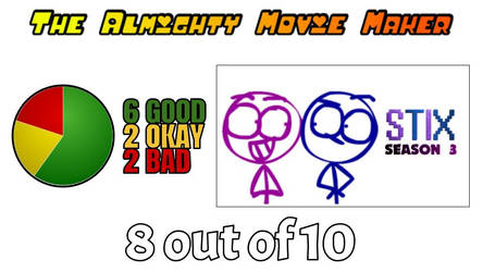 The Almighty Movie Maker: STIX (season 3) by AlmightyDF