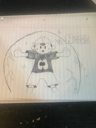 Ness. by AlmightyDF