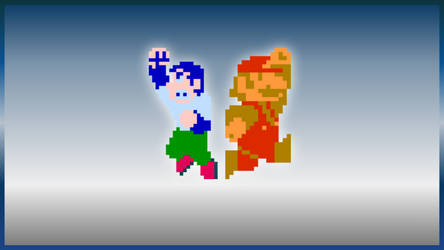 No. 162 - The Famicom Fighters by AlmightyDF