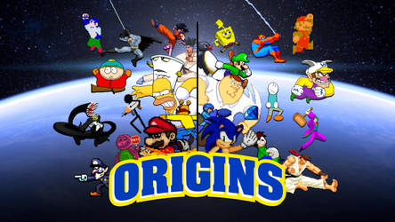 Another Origins Wallpaper by AlmightyDF