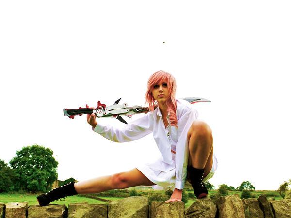 Lightning Cosplay by Ellwell