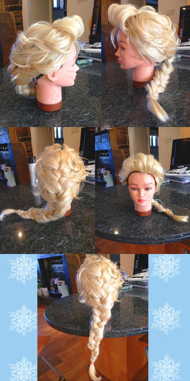 Elsa Wig by Ellwell
