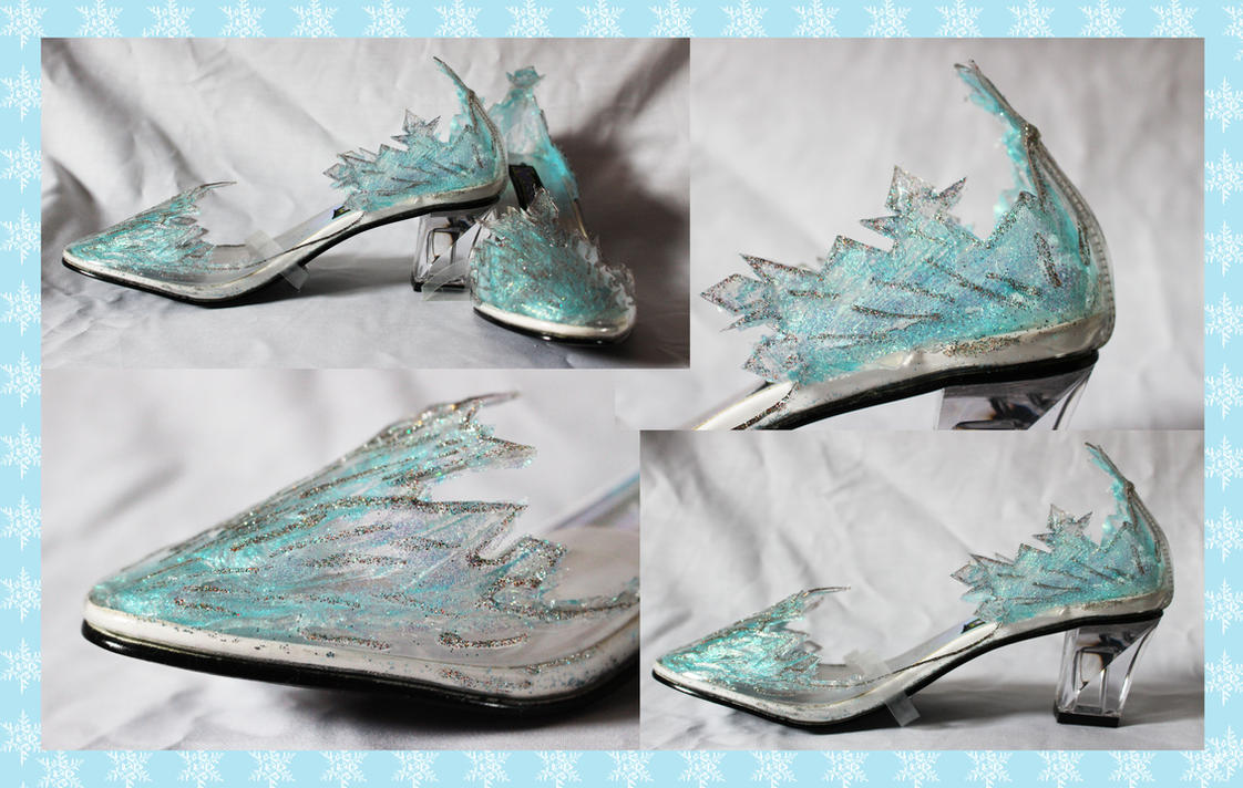 Elsa Shoes by Ellwell