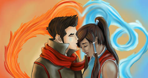 Makorra - These Tender Moments by Ellwell