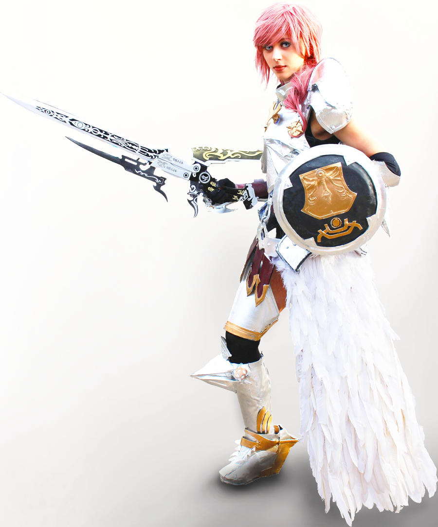 Lightning XIII-2 Final Fantasy by Ellwell