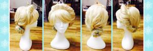 Elsa Coronation Wig