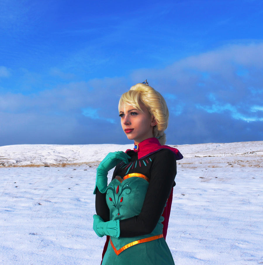 The Cold Never Bothered Me by Ellwell