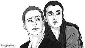 McGee and Ziva