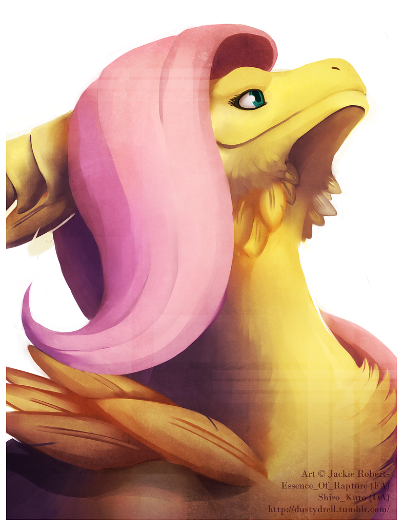 Fluttershy by Essence-Of-Rapture