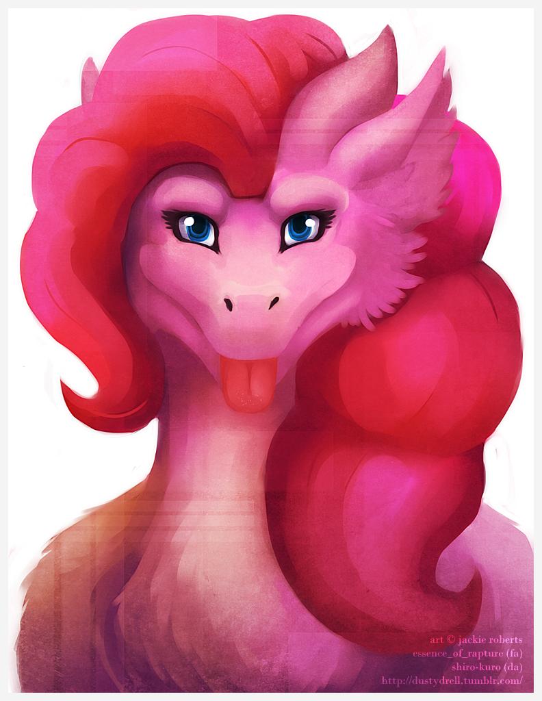 Pinkie Pie by Essence-Of-Rapture