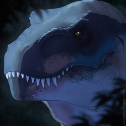 Lucy - Trex Icon by Essence-Of-Rapture