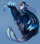 Blue Egg Finished - Foxdragon