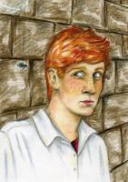 Ronald Weasley by Chashirskiy
