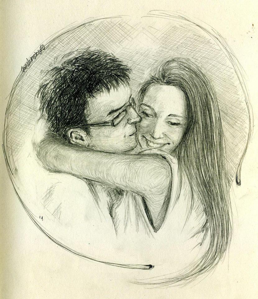 Loving Hearts by Chashirskiy