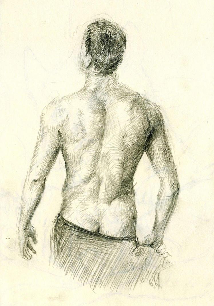 Sexy Back by Chashirskiy