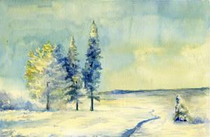 GA WC - A Frosty Day by Chashirskiy