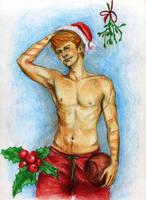 Mr. December by Chashirskiy