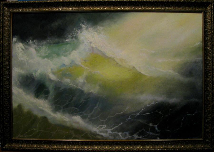 Splash by Chashirskiy