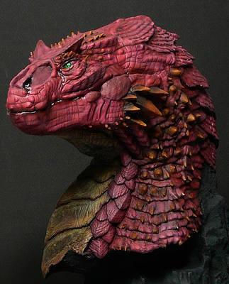 Dragonbust b by Harkon72