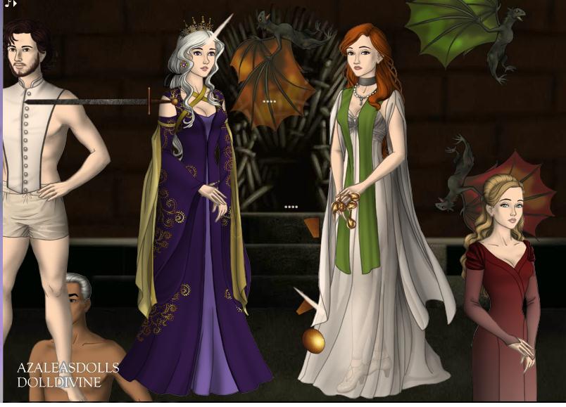 Game of Thrones...? by xxPineappleHeadxx