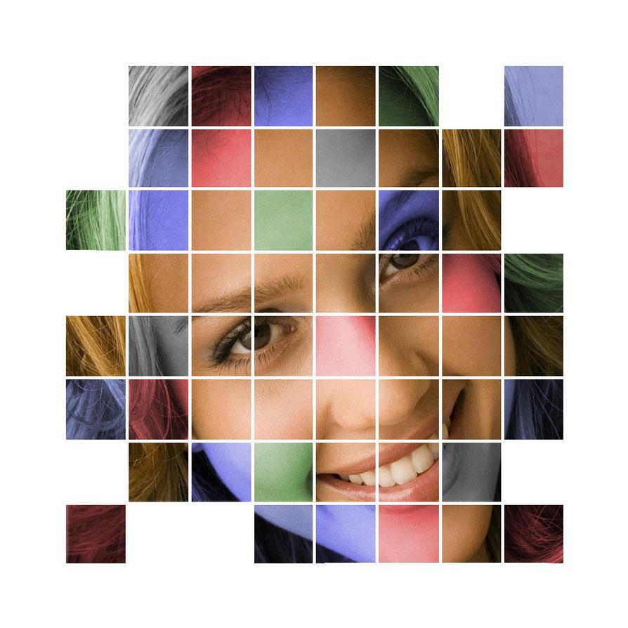 how to add a grid to a photo in photoshop