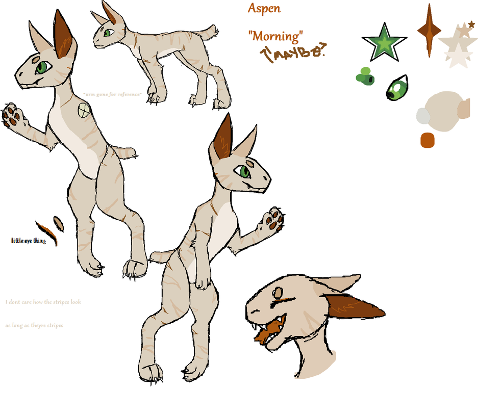 The Cream Boy Needs A Name by Hollyleaf12345678910