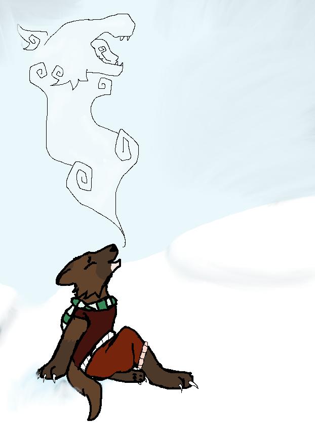 Frosty breath by Hollyleaf12345678910