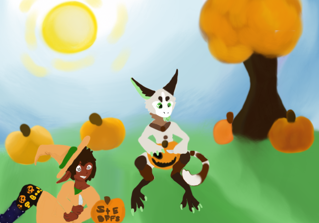 Carve! :October's First Week: by Hollyleaf12345678910