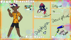 Camp-Triggerfish Application: Legion by Squid-Cookies