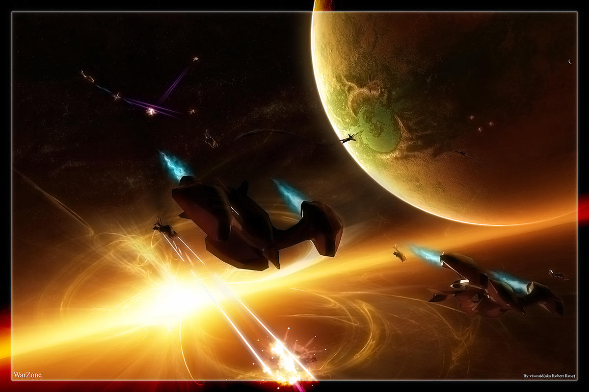 WarZone by vissroid