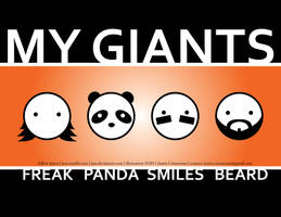 My Giants 2011 by jsos