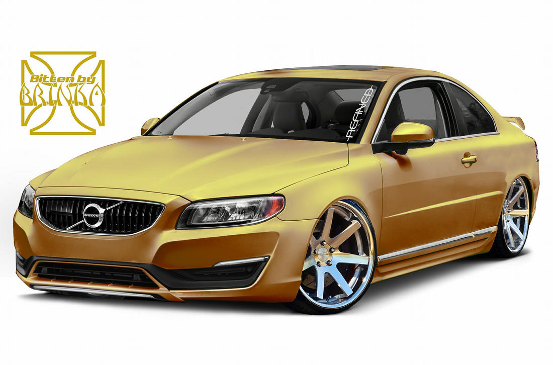 S80Coupe by BittenByBrinka