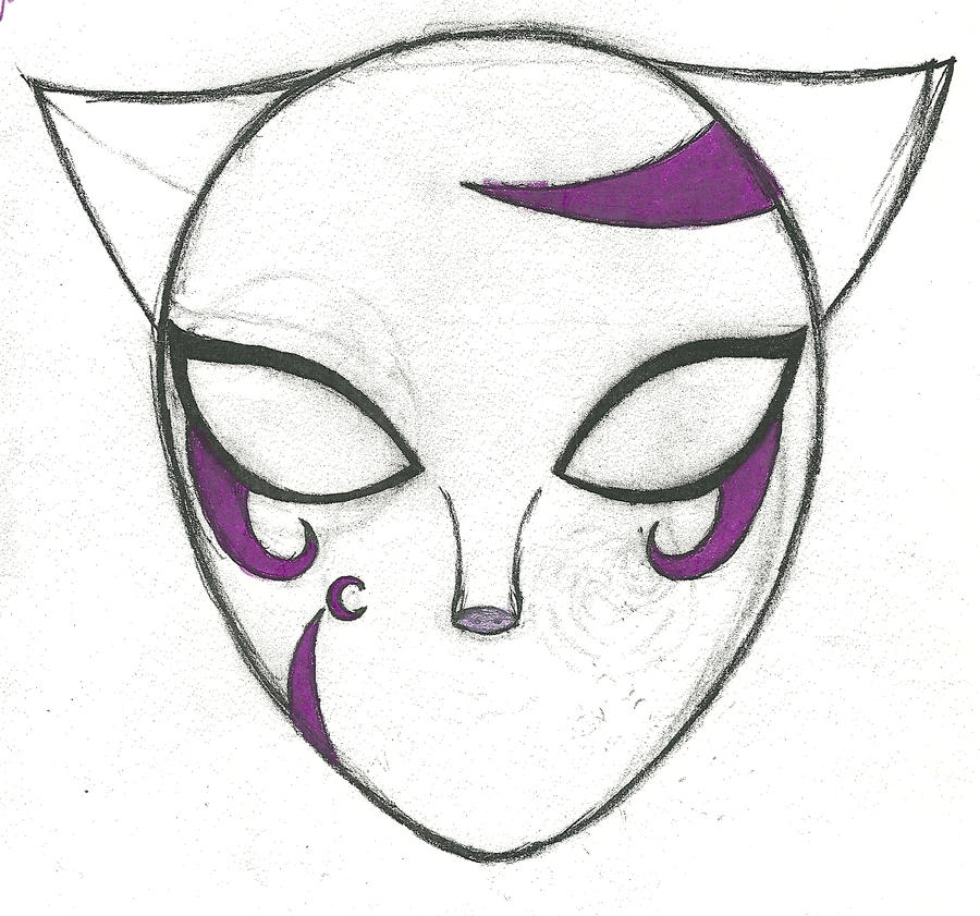 Anbu mask by Midnight--Comet on DeviantArt