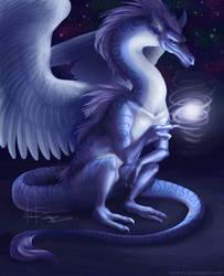 Wind Dragon (draw it again)