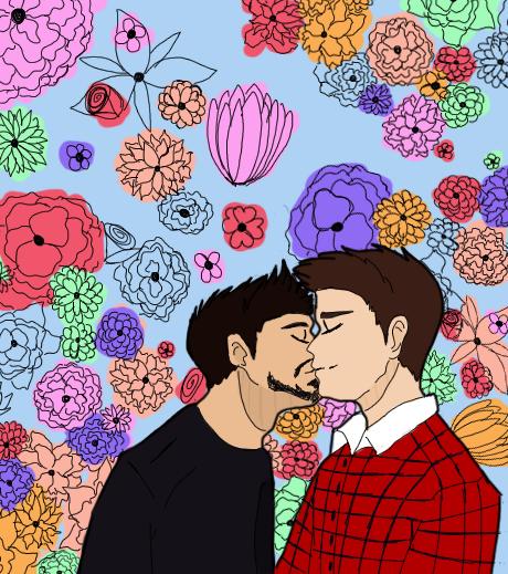 Valentines Day Immortalfox by Snowfallghost