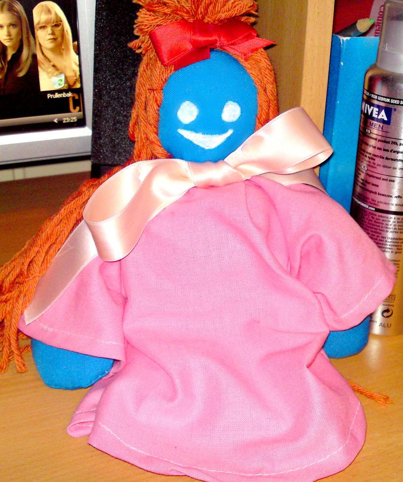 Emily doll by SsBrownie