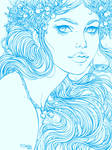 White Fairy_line