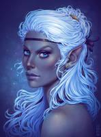 Commission: Dark Elf