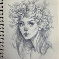 Daily Sketch: Fairy