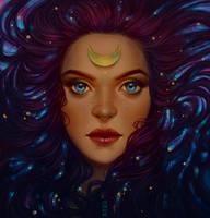 Luna by dimary