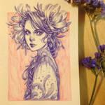 Daily Sketch: Inktober Day 11