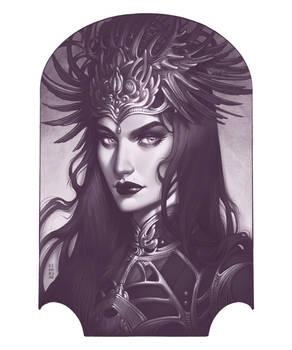 Commission: Queen Irina