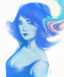 Blue by dimary