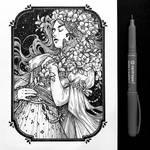 Image Of Maiden in fairy tales: Sleeping Beauty