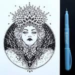 Image Of Maiden in fairy tales: Snow Queen