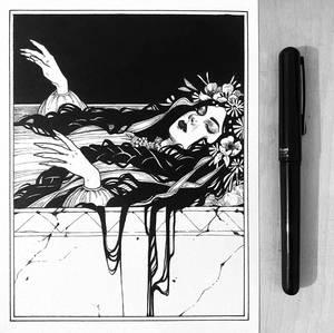 Image Of Maiden in fairy tales: Pannochka