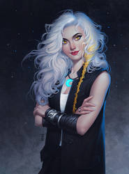 Character commission: Lobo